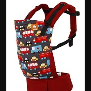 """Tula """"Look for the Helpers"""" Toddler Baby Carrier"""